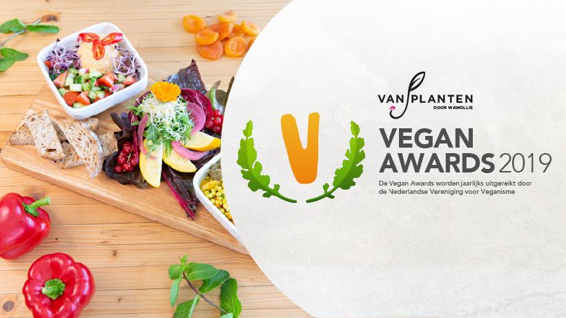 VanPlanten is genomineerd voor de Vegan Awards 2019