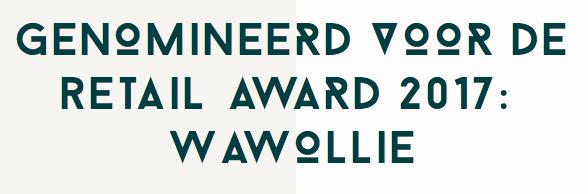 Genomineerd AWARD duurzame week Utrecht
