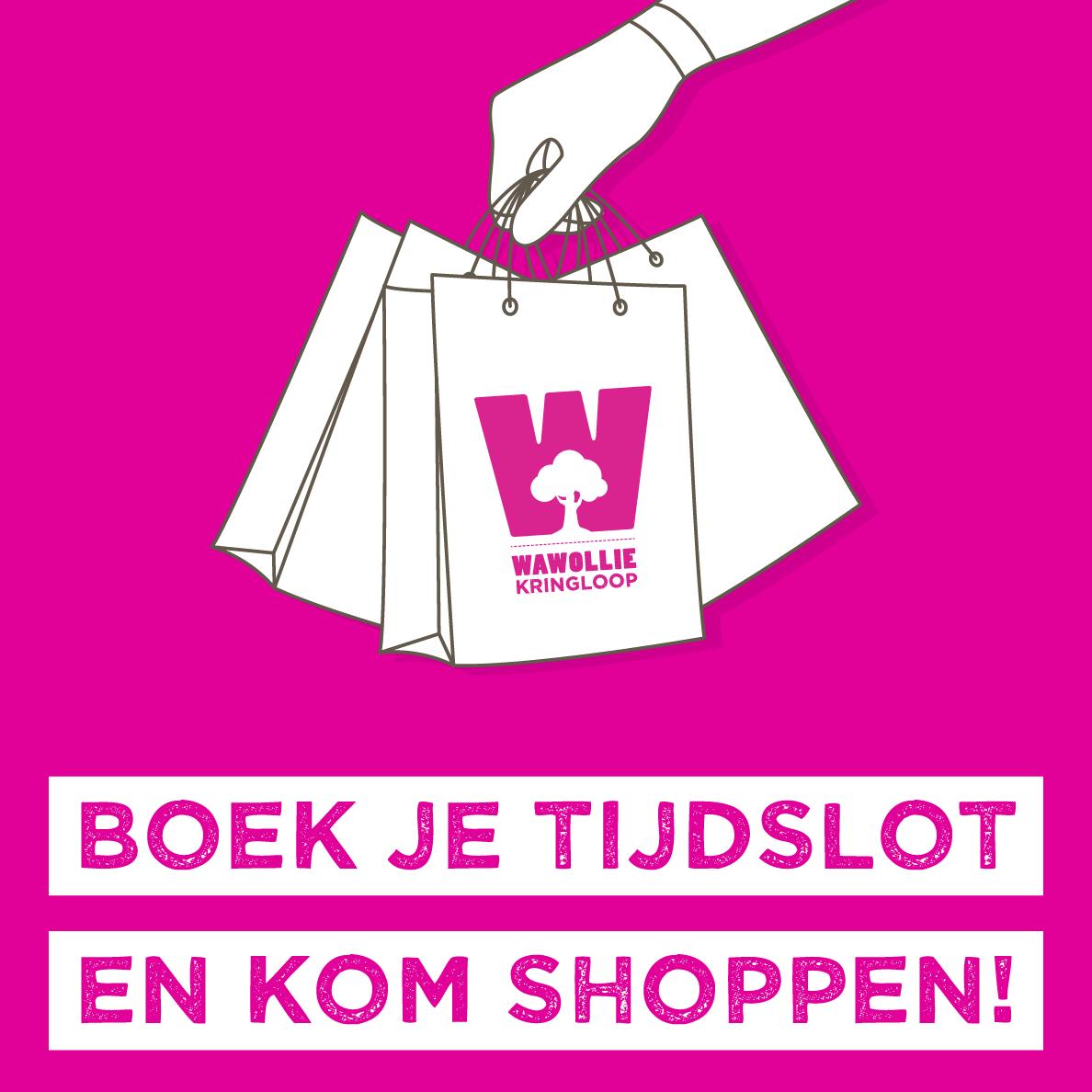 Koop een tegoedbon en kom shoppen!