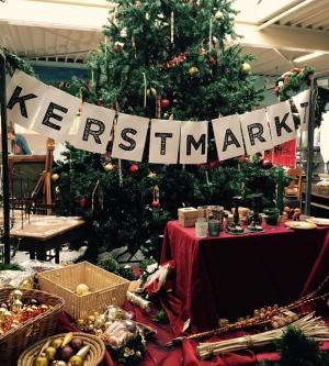 Kerstmarkt bij Wawollie
